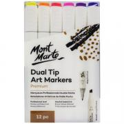 MM Dual Tip Alcohol Art Markers