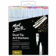 Dual Tip Alcohol Art Markers