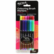 Colouring Brush Markers