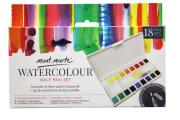 Watercolour Half Pan Set